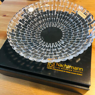 Nachtmann - 皿 ガラス製