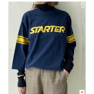 アパルトモンドゥーズィエムクラス(L'Appartement DEUXIEME CLASSE)の♦︎新品♦︎ クチュールドアダム STARTER Logo 7部袖 Tsh(Tシャツ(長袖/七分))
