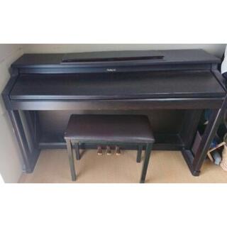 ローランド(Roland)の【Roland】ローランド 電子ピアノ HP-550G 96年製(電子ピアノ)