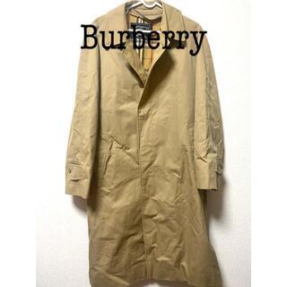 バーバリー(BURBERRY)のBURBERRYトレンチコート ロングコート(ロングコート)