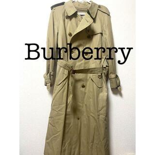 バーバリー(BURBERRY)のBURBERRYロングコート トレンチコート(ロングコート)