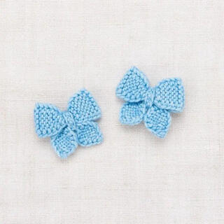 ボンポワン(Bonpoint)の【新品未使用】misha and puff baby bow set 21aw(その他)