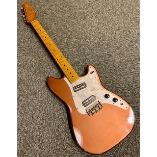 フェンダー(Fender)のSTILBLU IRIS Burgundy Mist Metallic(エレキギター)