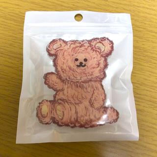 【新品】KSEEM Bearby  グリップトック  kao ポストカード付(その他)