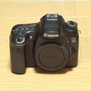 Canon - 【難あり】Canon EOS 70D ボディのみ