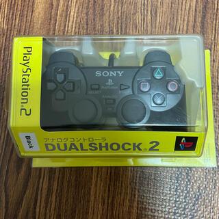 プレイステーション2(PlayStation2)のPlayStation2 新品コントローラー(その他)