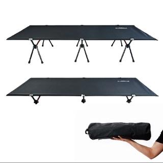 アウトドア ベッド キャンプコット 2WAY 軽量化コット 耐荷重120kg(寝袋/寝具)