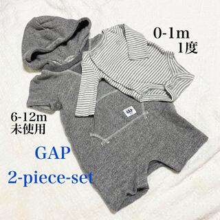 ベビーギャップ(babyGAP)のベビーギャップ ロンパース 肌着 ボディスーツセット(肌着/下着)