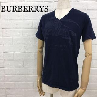 BURBERRY - BURBERRYS Tシャツ カットソー Vネック