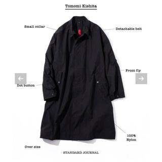 ワンエルディーケーセレクト(1LDK SELECT)のSTANDARD JOURNAL by KISHITA Coat is-ness(ステンカラーコート)