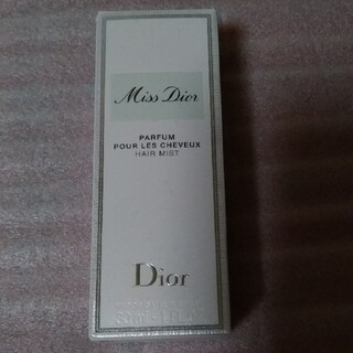 ディオール(Dior)のミー様専用 ミスディオール ヘアミスト30mL(ヘアウォーター/ヘアミスト)