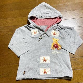 ピンクハウス(PINK HOUSE)のBABY PINKHOUSE パーカー(Tシャツ/カットソー)