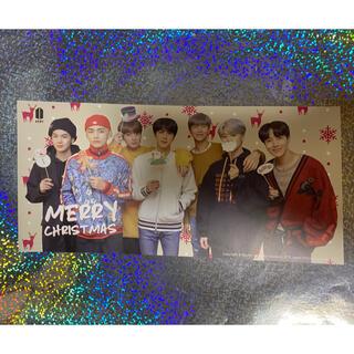 ボウダンショウネンダン(防弾少年団(BTS))のBTS クリスマスカード(その他)