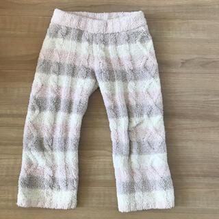 ジェラートピケ(gelato pique)のジェラートピケ パンツ ズボン 女の子 XXS90-100 2歳3歳(パンツ/スパッツ)
