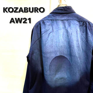 ジョンローレンスサリバン(JOHN LAWRENCE SULLIVAN)のKOZABURO AW21 NEW CLASSIC SHIRTS サイズ2 (シャツ)