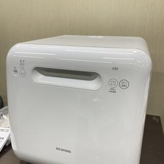 g01716 アイリスオーヤマ食器洗い乾燥機 ISHT-5000-W