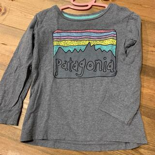 パタゴニア(patagonia)のパタゴニア ロンT キッズ(Tシャツ/カットソー)