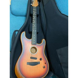フェンダー(Fender)のfender acoustasonic (エレキギター)