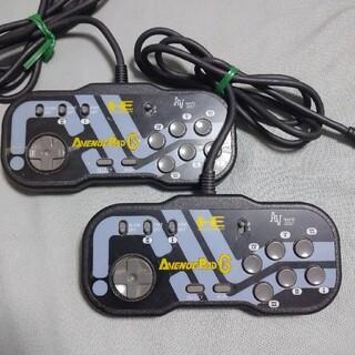 エヌイーシー(NEC)のPCエンジン アベニューパッド6 2個(家庭用ゲーム機本体)