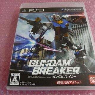 プレイステーション3(PlayStation3)のPS3 ガンダムブレイカー ⇒「送料無料 」(家庭用ゲームソフト)
