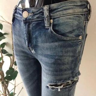 ダブルスタンダードクロージング(DOUBLE STANDARD CLOTHING)のインポートショップ購入デニム(デニム/ジーンズ)