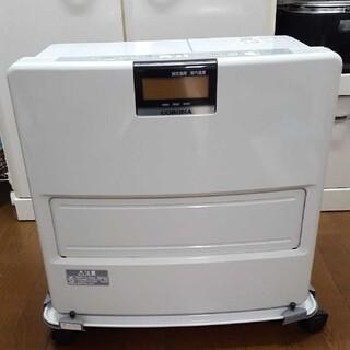 コロナ(コロナ)のCORONA  大火力  シャッター式ファンヒーター  キャスター付き(ファンヒーター)