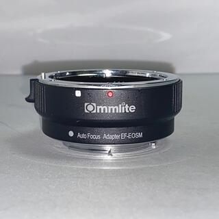 Canon - commlite EF-EOSM AF コムライト マウントアダプター