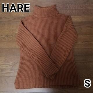ハレ(HARE)のHARE タートルネックニット メンズ(ニット/セーター)