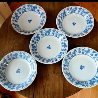 タチキチ(たち吉)の新品未使用 伊万里焼 深皿 5枚セット(食器)