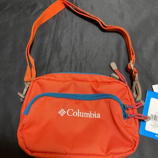 Columbia - 新品 コロンビア ショルダーバッグ オレンジ