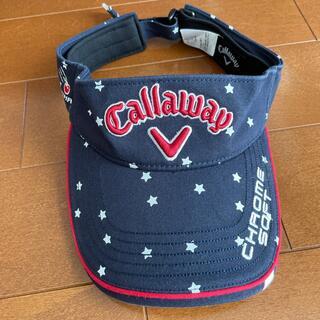 キャロウェイゴルフ(Callaway Golf)のcallaway GOLF サンバイザー(その他)