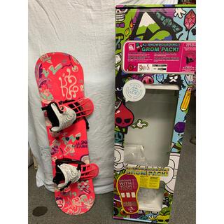 ケーツー(K2)のK2 スノーボード 3点セット 90 12c(ボード)