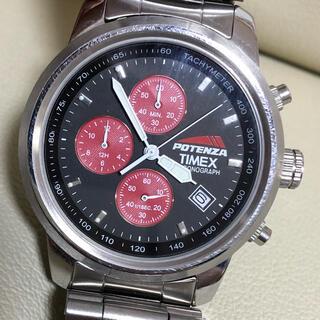TIMEX - 【90分限定価格】タイメックス timex ポテンザ potenza 腕時計