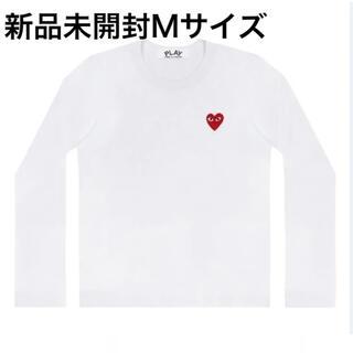 コムデギャルソン(COMME des GARCONS)の【プレイ コムデギャルソン】(Tシャツ(長袖/七分))
