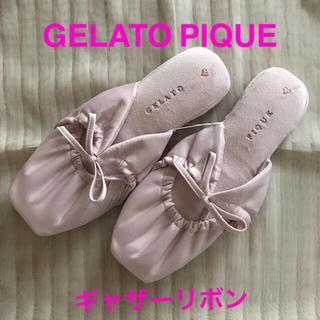 gelato pique - ジェラートピケ ルームシューズ
