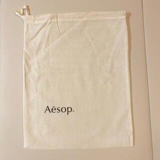 イソップ(Aesop)のAesop イソップ 巾着袋 (ショップ袋)