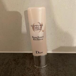 ディオール(Dior)のディオール カプチュールトータルセル アイセラム(アイケア/アイクリーム)