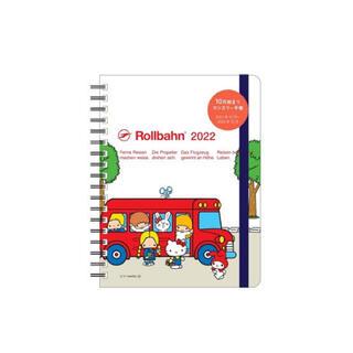 サンリオ(サンリオ)のRollBahn 2022 スケジュール帳(カレンダー/スケジュール)