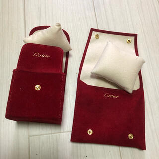 カルティエ(Cartier)のCartier 空箱 2点セット(ショップ袋)