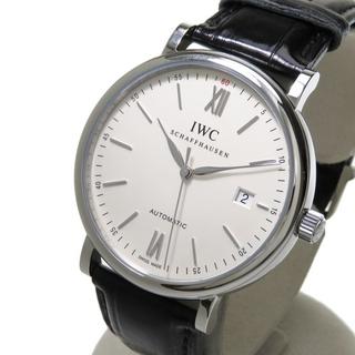 IWC - インターナショナルウォッチカンパニー 腕時計  ポートフィノ・オー