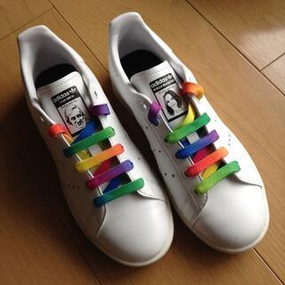 アディダスバイステラマッカートニー(adidas by Stella McCartney)のスタンスミス♡23㎝♡ステラマッカートニー♡アディダス(スニーカー)