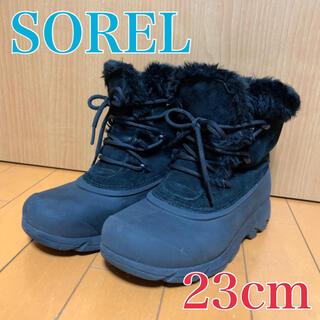 SOREL - ソレル⚪︎スノーエンジェル スノーブーツ