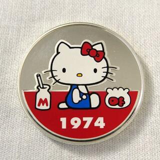 ハローキティ(ハローキティ)の銀製メダル ハローキティ誕生30周年記念(その他)