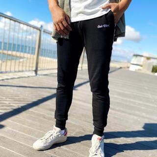 スタンダードカリフォルニア(STANDARD CALIFORNIA)のカップルコーデ☆LUSSO SURF スウェットパンツ ブラック L☆RVCA(その他)