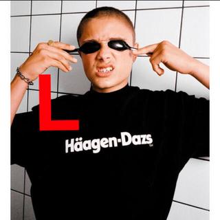 ジーディーシー(GDC)のVerdy ハーゲンダッツ x Wasted Youth tee Lサイズ(Tシャツ/カットソー(半袖/袖なし))