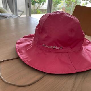 mont bell - モンベル ゴアテックスクラッシャーハット