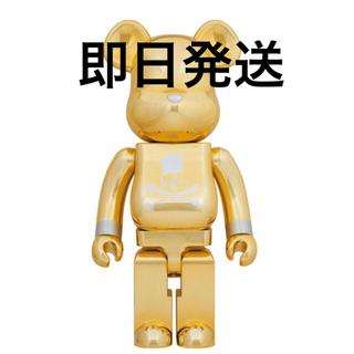 メディコムトイ(MEDICOM TOY)のBE@RBRICK mastermind JAPAN GOLD 1000%(その他)