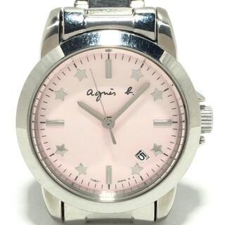 agnes b. - agnes b(アニエスベー) 腕時計 - 7N82-OFVO