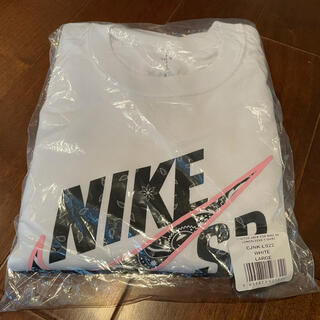 カクタス(CACTUS)のLサイズ 海外限定 cactus jack for nike sb tシャツ(Tシャツ/カットソー(七分/長袖))
