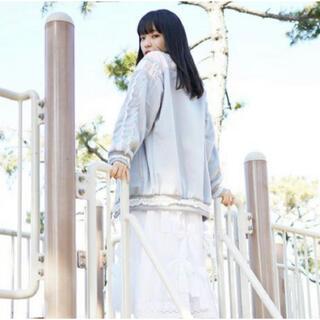 ケイスケカンダ(keisuke kanda)のリボンまみれのスカート (ロングスカート)